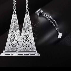 For Apple Watch Bling Diamond Bracelet Band Strap iWatch Series 6 5 4 3 2 1 SE