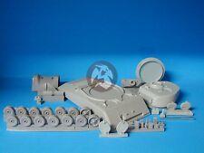 Tank Workshop 1/35 M4A3E2 Jumbo Sherman Complete Conversion Set (Tamiya) 350082