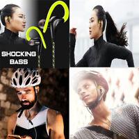 Ear Hook Sport Earphone Super Bass Sweatproof Stereo Headset Sport Headphone EN