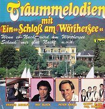 Traummelodien mit ein 'Schloß am Wörthersee' Franco Andolfo, Roy Black, J.. [CD]