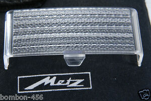 METZ WIDE ANGLE DIFFUSER ADAPTER FOR FLASH 45 CL-4 & CT-5 W/ADJUST TAB AUTHENTIC