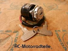 Honda CB 750 Four K3 K4 K5 K6 Zündschloss Stecker eckig ignition switch repro