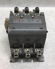 FURNAS CONTACTOR 40HP32A*, SIZE 3, 90 MAX AMPS, 75D73251F COIL, 110/120 VOLTS