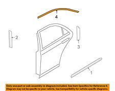 MAZDA OEM 09-13 6 Exterior-Rear-Upper Molding Trim Right GS3R50991C