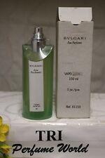Bvlgari Eau Parfumee Au the Vert Eau de Cologne Women Spray 5 fl. oz White Box