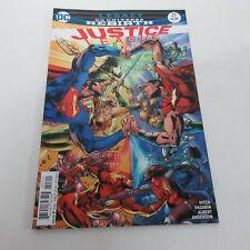 DC Comics Rebirth Justice League #27 NM