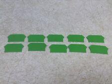 Conta-Clip AP 2.5 RL Green Wire Terminal End Cap AP25RL AP 2,5 RL Lot of 10