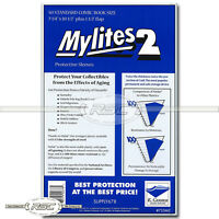 50 - Mylites 2 Standard 2-Mil Mylar Comic Book Bags by E. Gerber - 725M2