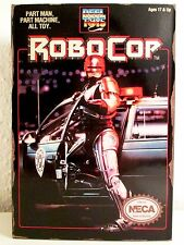 NECA ROBOCOP - Video Game Appearance NEU NEW NIB in DISPLAY BOX REEL TOYS