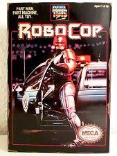 NECA ROBOCOP - Video Game Appearance NEU NEW NIB in DISPLAY BOX REEL TOYS