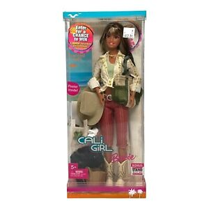 2004 MATTEL SCENTED CALI GIRL SUMMER BARBIE #G9058 - NEW IN BOX