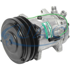NEW SANDEN STYLE SD7H15 U4311 4409 AC COMPRESSOR AND CLUTCH