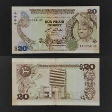 Malaysia 1982-84 , 5th Series  RM50 1st Prefix (GEF) Sign Aziz Taha ,TA3324139