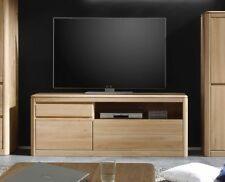 Moderne TV - & HiFi-Tische aus Eiche zum Zusammenbauen