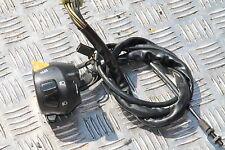 SUZUKI GSXR750 GSXR 750 SRAD HANDLE BAR  SWITCH GEAR  / CHOKE CABLE