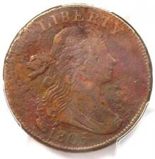 1805 Draped Bust Large Cent 1C - PCGS XF Details (EF) -  Rare Early Date Coin