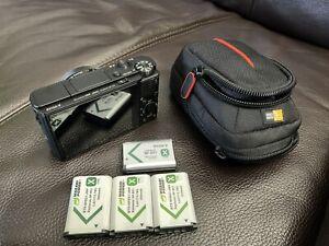 Sony Cyber-shot DSC-RX100 V Mark5 M5 Digital Camera - Black