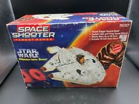 Star Wars MILLENIUM FALCON BLASTER! Vintage Space Shooter Target Games NIB
