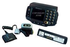 Zebra Symbol Motorola WT41N0-N2S27ER Wrist Mount Wireless Barcode Ring Scanner
