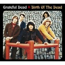 GRATEFUL DEAD  - BIRTH OF THE DEAD + LIVE  -  2CD - DIG