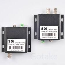 HD-SDI a convertitore in Fibra Ottica FC dati 20 Km Trasmettitore Ricevitore modalità single UK