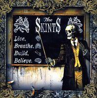The Skints - Live.breathe.build.believe [New CD]