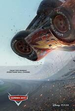 Eason-Cars 3 Movie Poster 23.6x35 in
