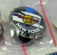 HARD ROCK CAFE NEW YORK 2006 BOTTLE CAP SERIES LE COLLECTOR PIN! NEW IN BAG!
