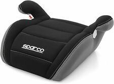 SPARCO CHILD KIDS BOOSTER SEAT - RED BLUE BLACK GREY - AGES 4-12 YEARS