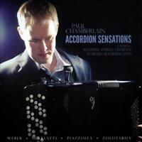 ACCORDION SENSATIONS NEW CD