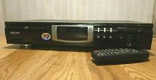Célèbre lecteur laser  CD PHILIPS CD723 avec télécommande
