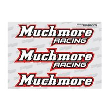 Much-More Muchmore Racing Big Decal  - MR-D23
