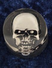 SKULL SPEED KNOB FOR GUITAR / BASS - PLASTIC with ALAN SET SCREW