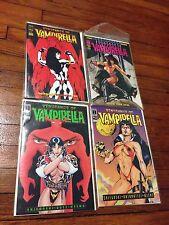 Vengeance of Vampirella Harris Comics 0 + 7 Book Lot
