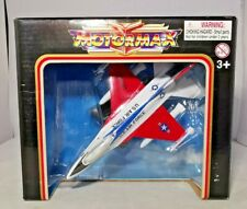 MOTORMAX - FAMOUS FIGHTERS - APPROX 15CM LENGTH - F-16 FALCON USAF - DIECAST