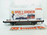 BO254-2# Märklin Spur 1/AC 80014 Museumswagen 1994 Sinsheim Treffen, NEUW+OVP