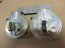 Trane  Furnace Pressure Switch 2 STAGE SET Part#  C341546P01 and C341552P02