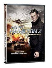 Agent Hamilton 2: Détention secrète (DVD, 2014)