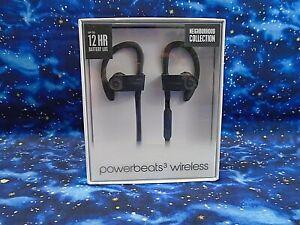 Powerbeats3 Wireless Earphones - Neighborhood Collection - Asphalt Gray