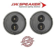 "JW Speaker 239 J2 Series 3.5"" LED Turn Signals - Clear 07-18 Jeep Wrangler JK"