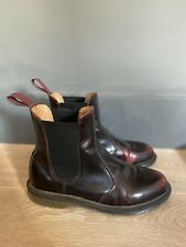 Dr Martens ankle Chelsea Boots in Oxblood UK Size 4