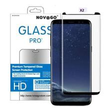Samsung Galaxy Note 9 - Film Protection Tempered Glass Screen Curved (x2)