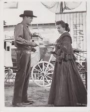 "Mona Freeman in ""Road To Denver"" 1955 Vintage Movie Still"