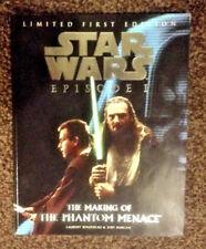 Star Wars Episode One : The Making of the Phantom Menace by Jody Duncan, Lauren…