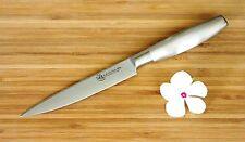 KATSURA Japan Damascus Utility Knife Cutlery VG-10 4.5in RAN SHUN Metal handle