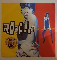 "ROZALLA Schallplatte 7"" EveryBody´sFree  Vinyl Musik Pop Audio Maxi Single"