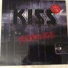 Kiss, Revenge,  LP, 1992, Germany, NM/Ex+