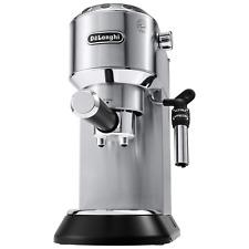 DeLonghi EC 685.M Dedica Style Siebträger Espressomaschine Silber
