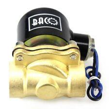 Valve BACO 2W-15 1/2 dc 24v 16mm -5-80° *NEUF*