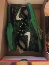 Nike Lunar TR1 NRG (OREGON DUCKS) Week One Collection.. Black/ Green.. Size 9.5